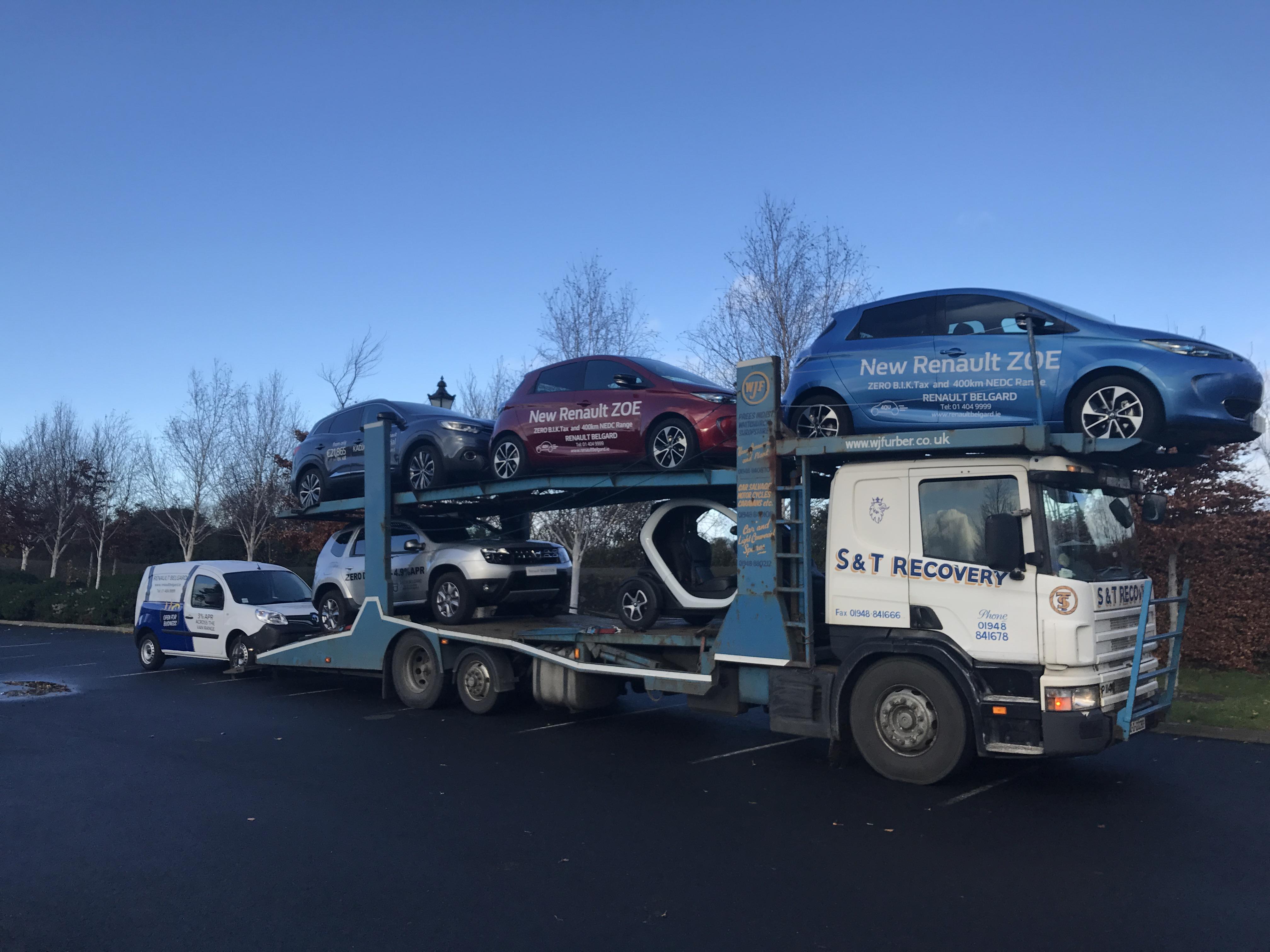 Auction Transfers Www Cartransport Ie
